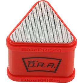 Monogrammed Prism Speaker