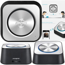 Imprinted Punchbox Speaker