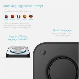 Branded Punchbox Speaker