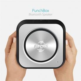 Punchbox Speaker for Promotion