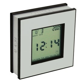 Quad Display Clock