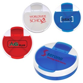 Logo Quadra Spin Pill Caddy