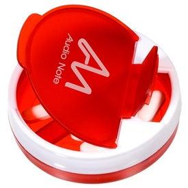 Custom Quadra Spin Pill Caddy