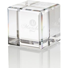 Quadrado Plain Block Award (Small)