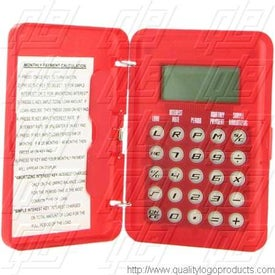 Real Estate Calculator Giveaways