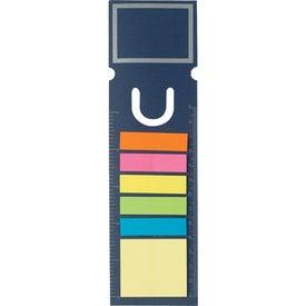 Personalized Rectangle Shape Bookmark
