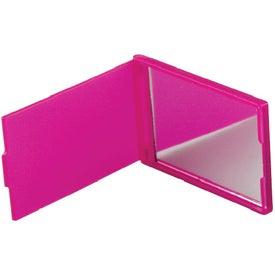 Company Rectangle Flip Mirror