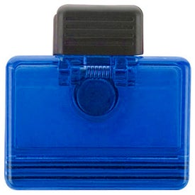 Customized Rectangle Memo Holder Magnet