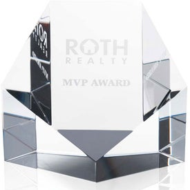 Reflections Award with Your Slogan