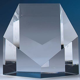 Reflections Award Imprinted with Your Logo