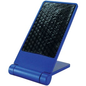 Retro Media Lounger Phone Stand Imprinted with Your Logo