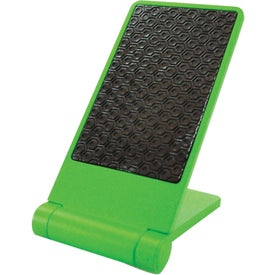Retro Media Lounger Phone Stand for Advertising