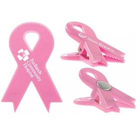 Promotional Ribbon Clip