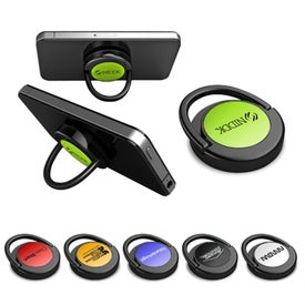 Advertising Ring Phone Stand