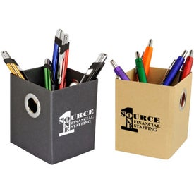 Riveted Eco Pen Caddy Giveaways