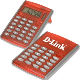 Imprinted Robot Series Jumbo Desk Calculator