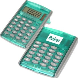 Advertising Robot Series Jumbo Desk Calculator