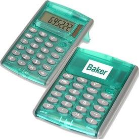 Advertising Robot Series Jumbo Desk Calculator