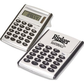 Robot Series Jumbo Desk Calculator Giveaways