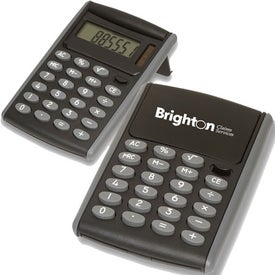 Robot Series Jumbo Desk Calculator with Your Slogan