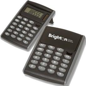 Robot Series Jumbo Desk Calculator with Your Slogan