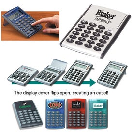 Personalized Robot Series Jumbo Desk Calculator