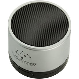 Rock Speaker Imprinted with Your Logo