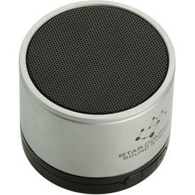 Imprinted Rock Speaker