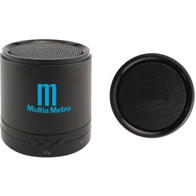 Branded Rock Speaker Jr. With Microphone