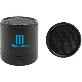 Branded Rock Speaker Jr. With Microphone