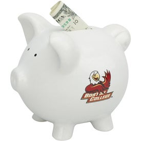 Promotional Rodeo Piggy Bank