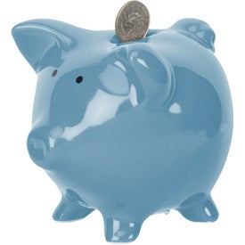 Branded Rodeo Piggy Bank