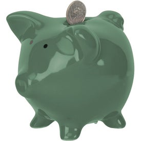Rodeo Piggy Bank for Marketing