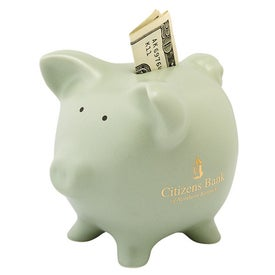 Rodeo Piggy Bank