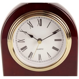 Rosewood Arch Clock for Your Church