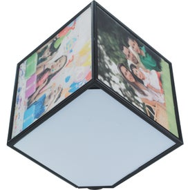 Rotating Photo Cube for Your Organization