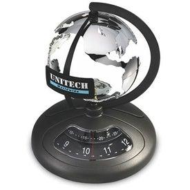 Rotating Realm Clock