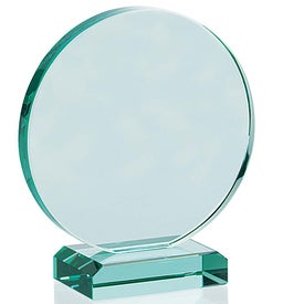 Round Award with Your Logo