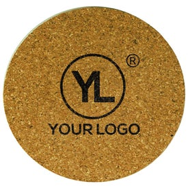 Personalized Round Coaster