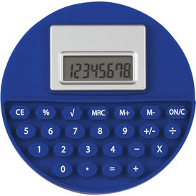 Customized Round Flexi-Calc