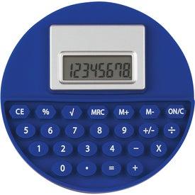 Customized Round Flexi-Calc