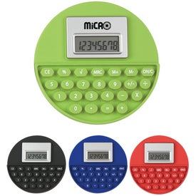 Round Flexi-Calc for Promotion