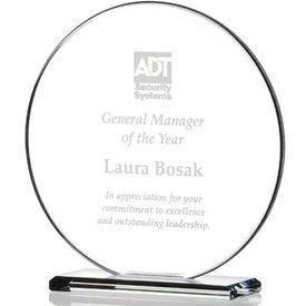 Round Gem Cut Award (Small)