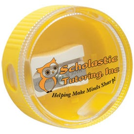 Advertising Round Pencil Sharpener