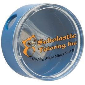 Round Pencil Sharpener Giveaways