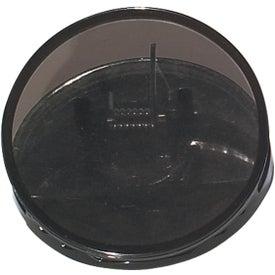 Monogrammed Round Shape Clip