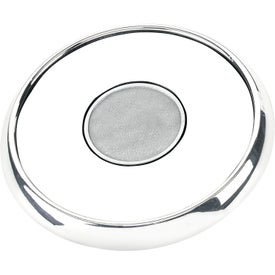 Round Zinc Coaster Weight Coaster with Your Logo