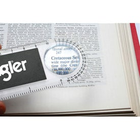 Ruler Calculator With Magnifier for Your Church