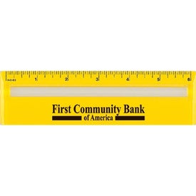 Logo Ruler with Magnifier