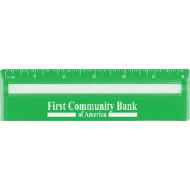 Ruler with Magnifier Printed with Your Logo
